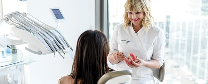 Renata Kevilj Gospić, specijalist ortodoncije