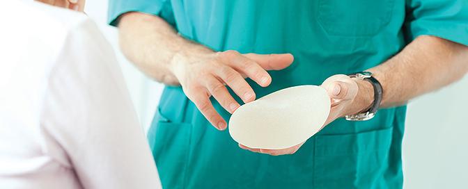 Povećanje grudi implantatima