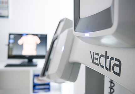 VECTRA XT 3D Nose Imaging