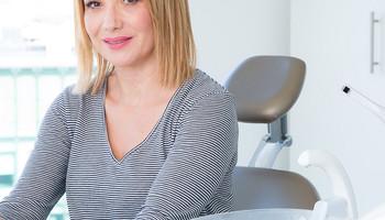 Ecija Ojdanić in Dental center