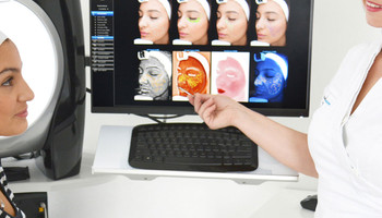 VISIA profesionalna analiza kože