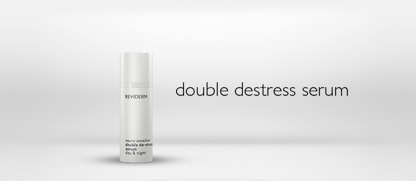 Neuro Sensitive Double De-Stress Serum Day & Night