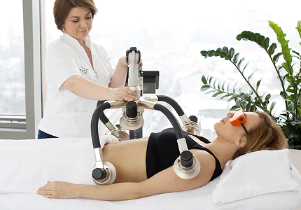 Zerona laser treatment