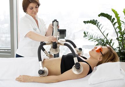 Zerona Laser-Körperformung