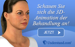 3D Animation Augenlidstraffung