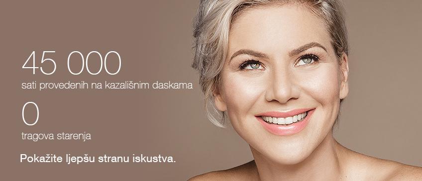 Ana Begić Tahiri Anti Age kampanja Poliklinike Bagatin
