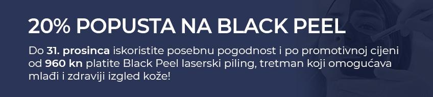 Black peel posebna ponuda