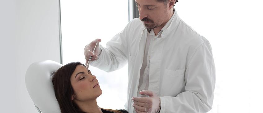Riješite se bora na čelu Botox tretmanom
