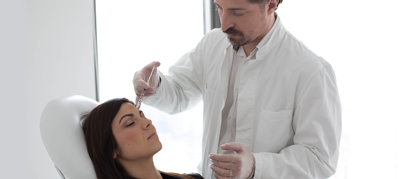 Botox tretman u poliklnici Bagatin
