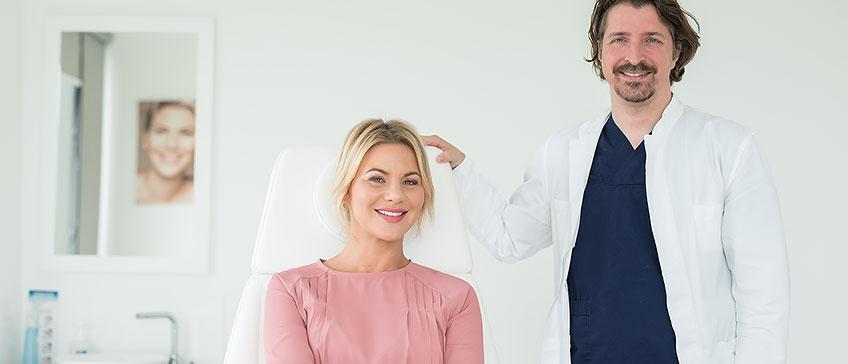 Botox terapija za lice bez bora