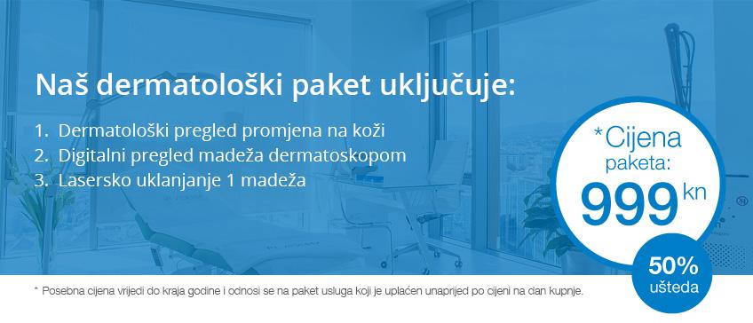 dermatoloski paket Poliklinike Bagatin