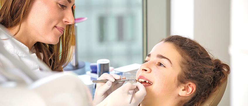 Otroška stomatologija