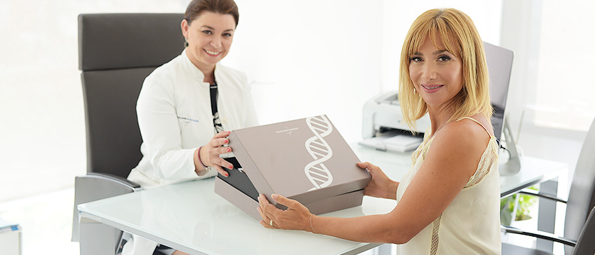 DNA analiza kože