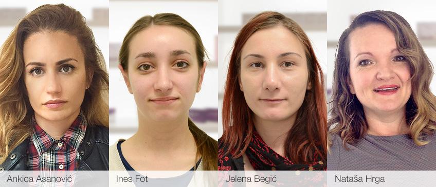 Dobitnice ekstremnog makeovera