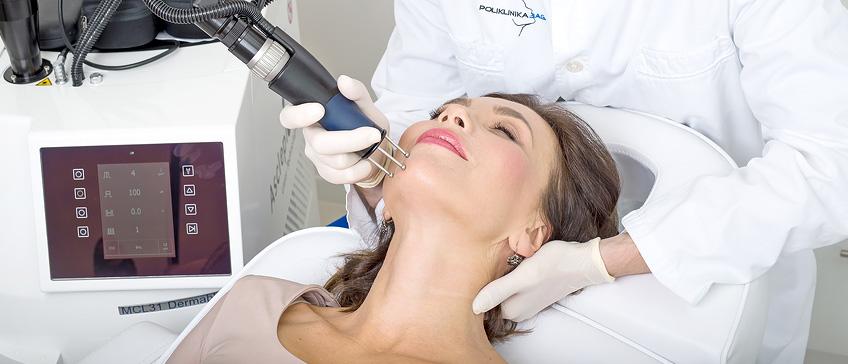 Uklonite bore ili ožiljke od akni uz frakcijski skin resurfacing