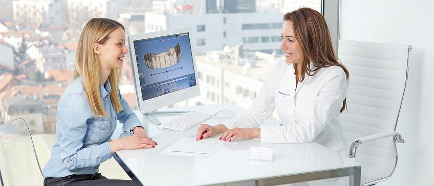 Konzultacije sa stomatologom