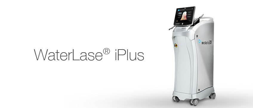 Laser periodontal treatment