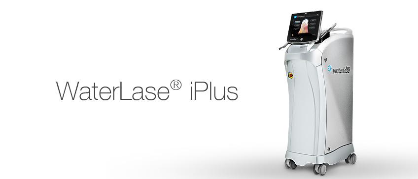 Laser periodontal treatment