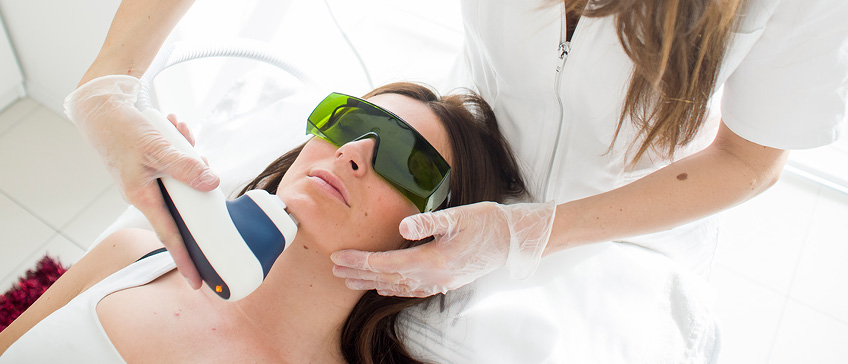 Laser removal of hyperpigmentation and other pigment changes