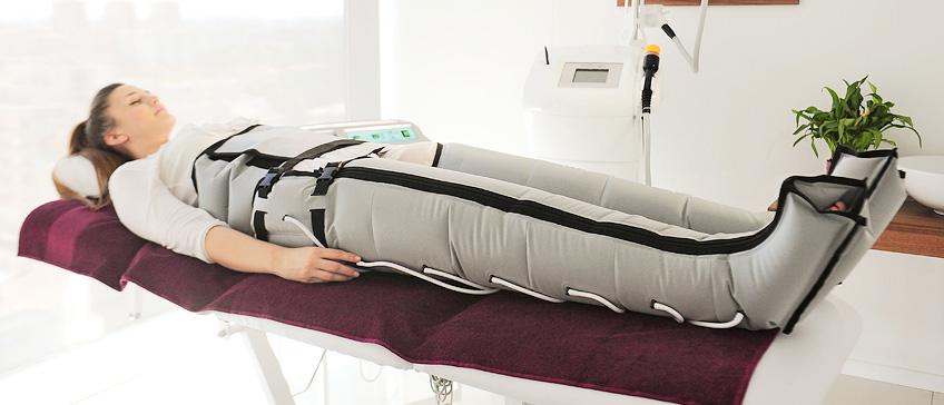 Limfna drenaža - presoterapija