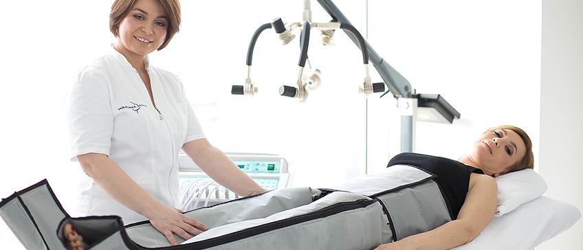 Lymphdrainage – Presotherapie