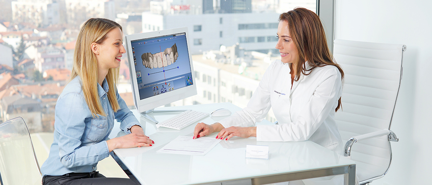 Planmeca Smile Design sustav za planiranje osmijeha iz snova