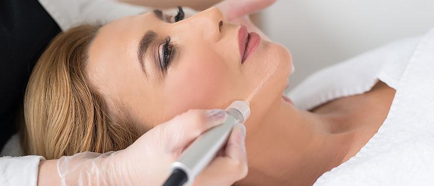 Regeneracija kože uz mikrodermoabraziju