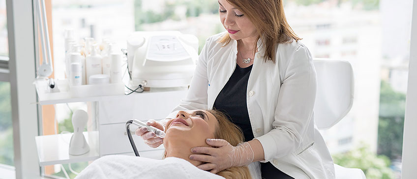 REVIDERM Skin Peeler microdermabrasion