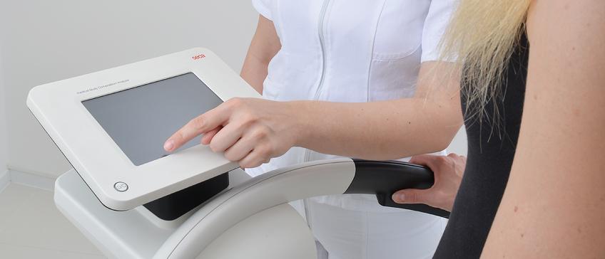 Seca mBCA 515 medicinska analiza telesne sestave