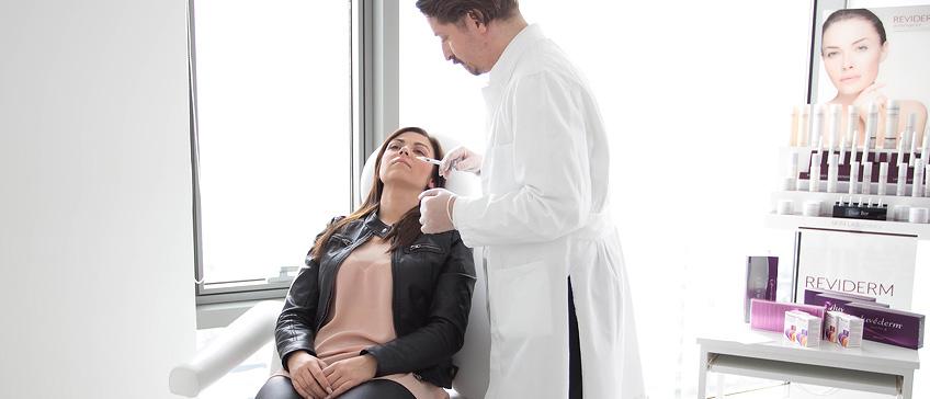 Tretman dermalnim filerima