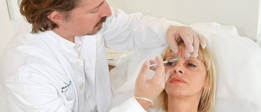 Vistabel Gesichtsfalten Therapie