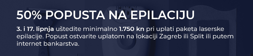 laserska epilacija