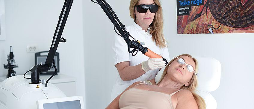 Laserski tretman