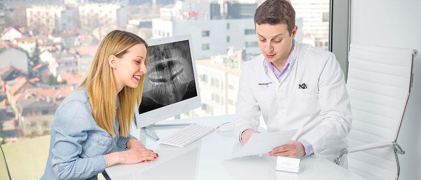 Konzultacije s oralnim kirurgom