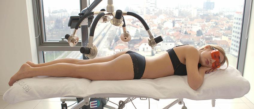 Zerona lasersko oblikovanje tijela