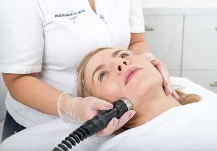 Zatezanje lica uz Med Visage tretman