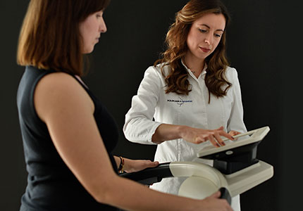 Seca mBCA 515 medicinska analiza sastava tijela