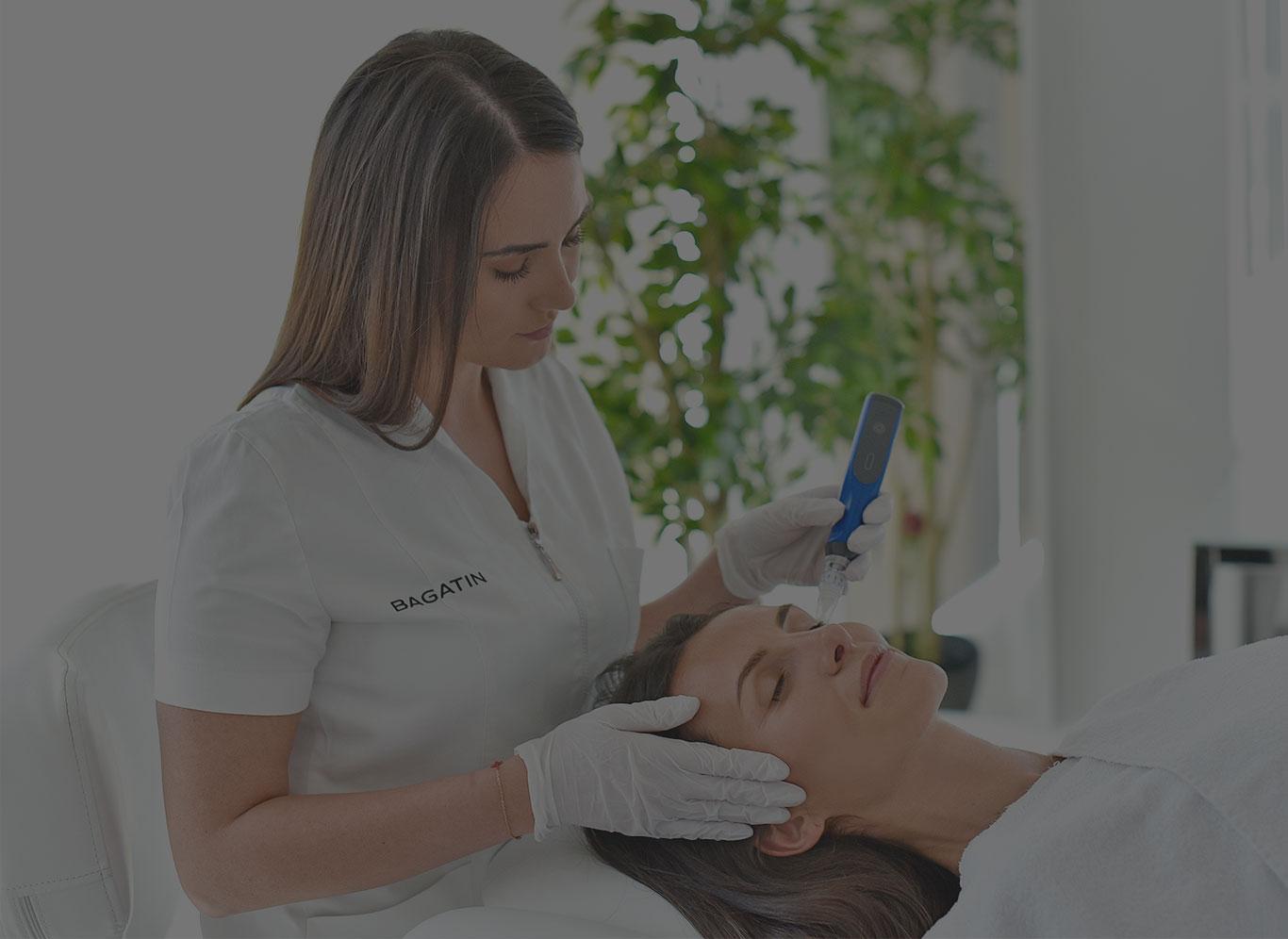 SkinPen terapija mikroiglicama