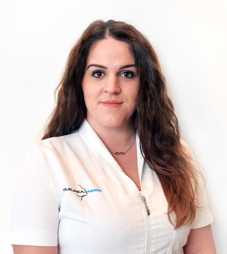 Daniela Šestan, Medizinische Kosmetikerin