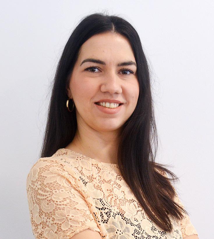 Ivana Miličević, Contact center agent