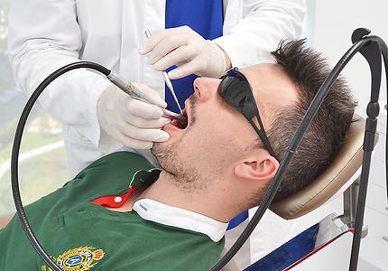 Laserski parodontološki tretman