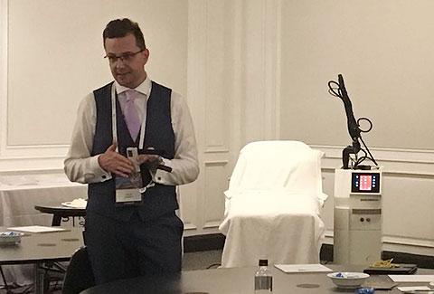 Doktor Josip Lovrić na prestižnoj konferenciji u Australiji