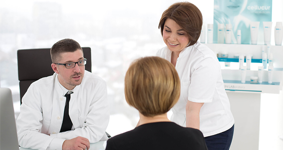 Expertise consultation with a team of experts of our clinic