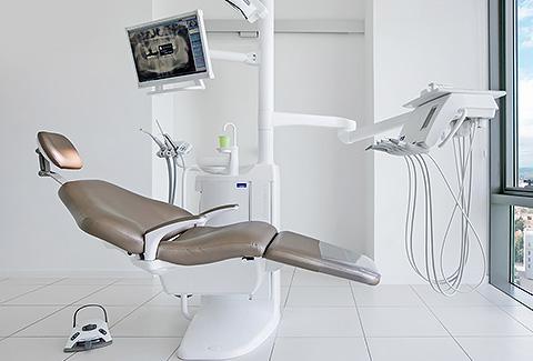Hi-tech Zahnmedizin