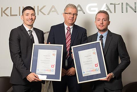 ISO Zertifikat - eine neue Qualitätsbestätigung der Poliklinik Bagatin