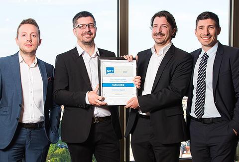 Auszeichnung für die beste Internationale Klinik für plastische Chirurgie