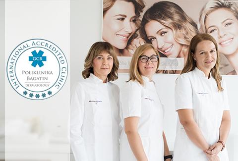 Najboljša dermatološka klinika v Evropi