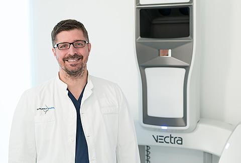Der neue Vectra XT 3D Fotosimulator