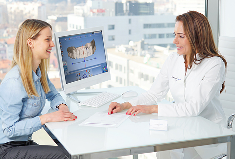 Smile Design sistem za načrtovanje sanjskega nasmeha