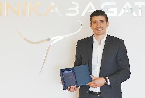 Polikliniki Bagatin dodeljena nagrada za najhitrejše rastoče majhno in srednje podjetje